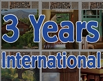 Three Year International Subscription - New