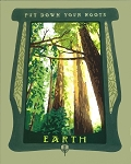 Julie Leidel - Earth Print