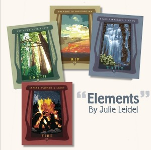 Elements by Julie Leidel